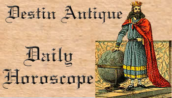 Destin Antique free daily Horoscope